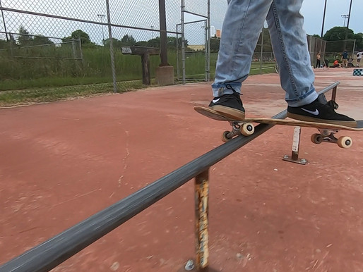 Reuse and Recycle: Skateboarders Way