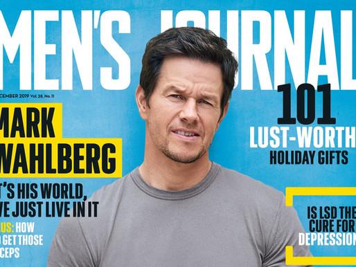"""Men's Journal: """"An ingenious dual-chamber design."""""""