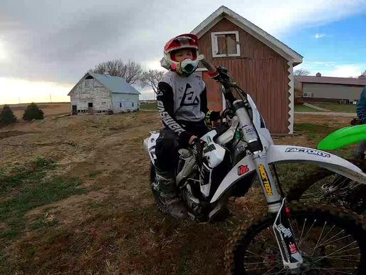 Backyard Moto