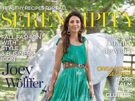 Serendipity Magazine Shares The Scoop! On FLPSDE In Sept 2019 Issue