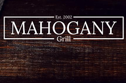 Mahogany Grill logo.png
