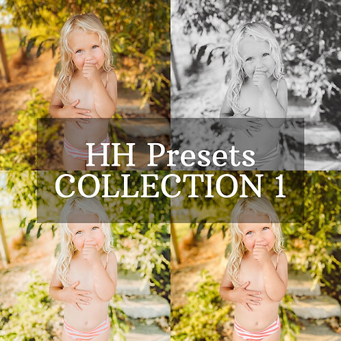 HH Preset Pack 1 - Complete Collection