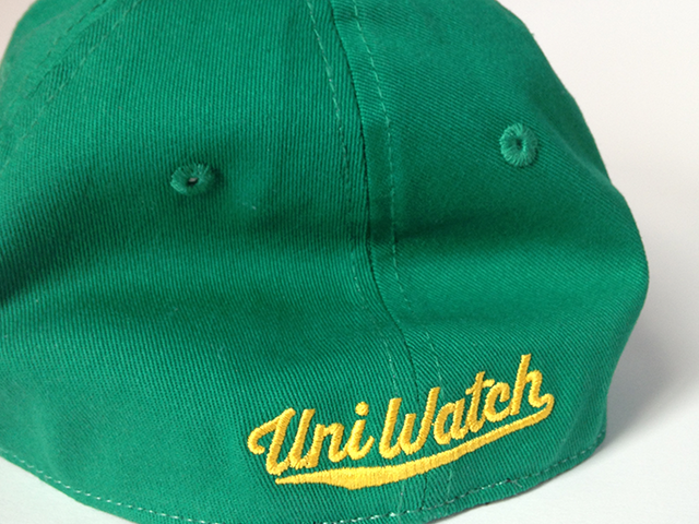 Uni Watch Alt/Fitted