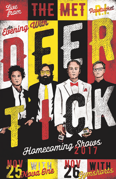 Deer Tick: Live @ The Met