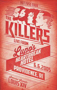 The Killers: Live!