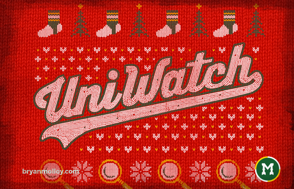 December - Ugly Sweater