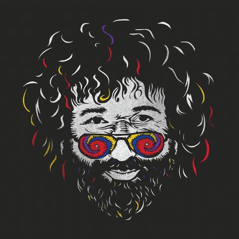 Jerry Garcia: Tie Dye