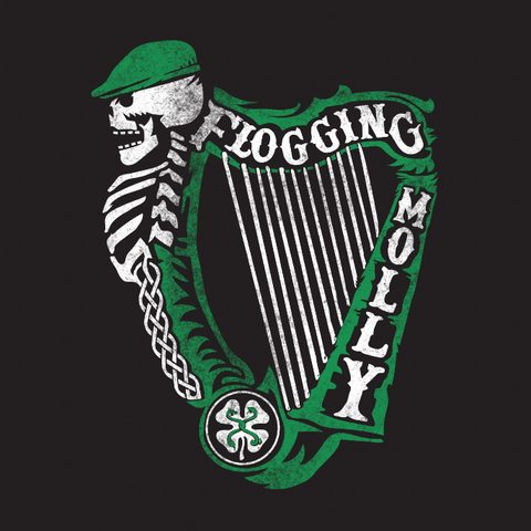 Flogging Molly: St. Patrick's Day 2016