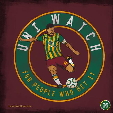 Uni Watch Soccer