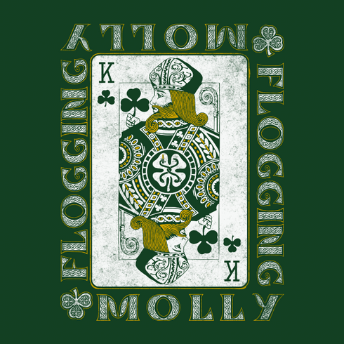 Flogging Molly: St. Patrick's Day 2015