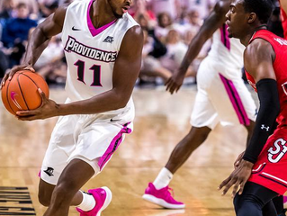 """No """"GumShoes"""" For Providence's Pink-Out in 2019"""