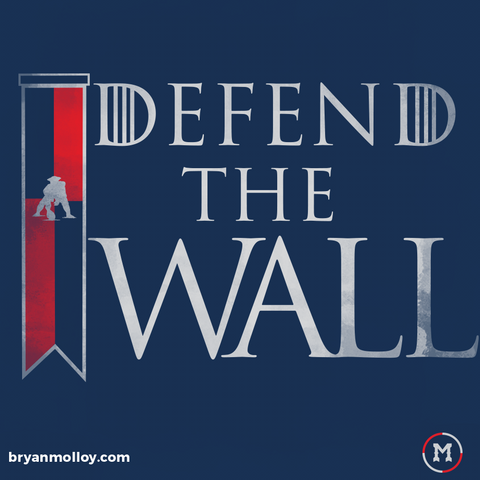 Defend The Wall