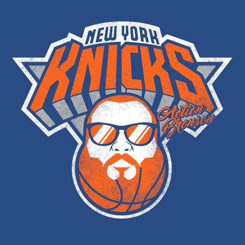 Action Bronson x NY Knicks