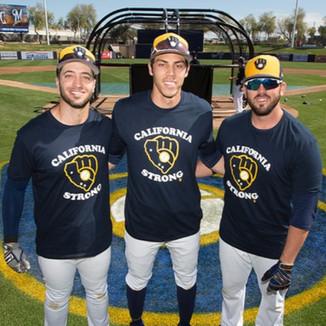 Christian Yelich - California Strong