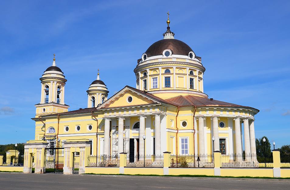 Церковь Сошествия Св. Духа