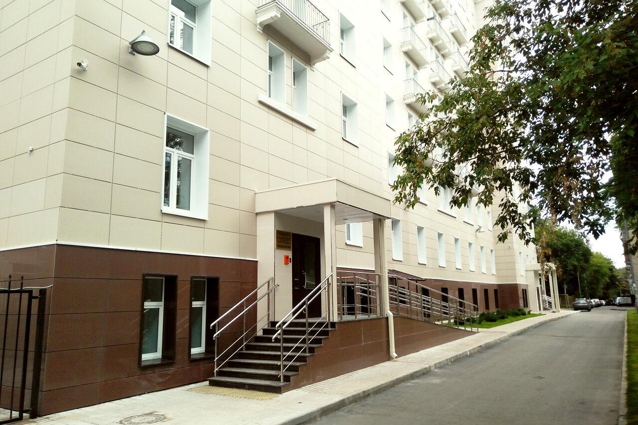 Общежитие при университете