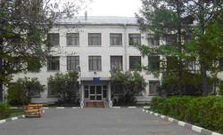 Здание водомерного узла