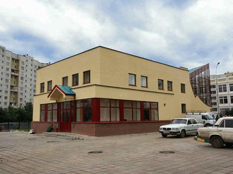 СДЮСШОР №47 с бассейном