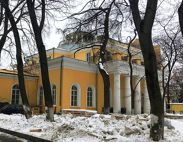 Дом Леонтьевых