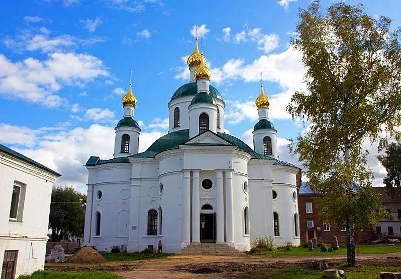 Федоровская церковь. Углич