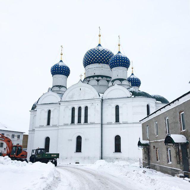 Богоявленский собор. Углич