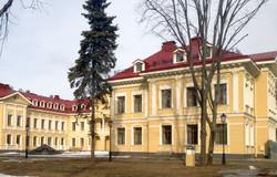 Служебное здание