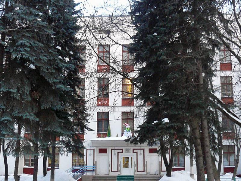 Школа-интернат №24