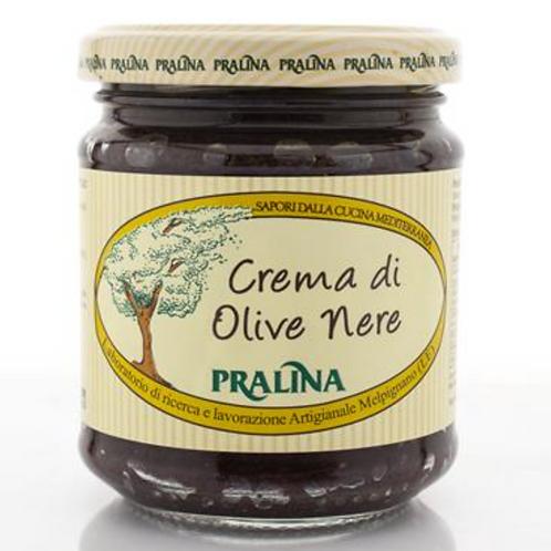 Pralina Crema di Olive Nere