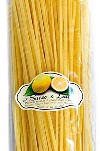 La Fabbrica della Pasta Lemon Linguine