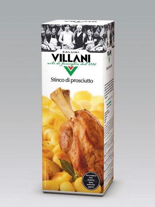 Stinco di Prosciutto Precotto di Modena - Villani (Precooked Pork Shank)