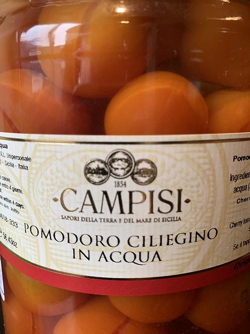 Campisi - Pomodoro Ciliegino in acqua (preserved cherry tomatoes in water)