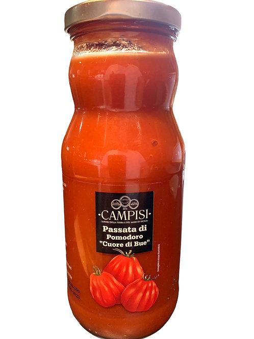 Campisi - Passata Cuore di Bue (beefsteak tomato purèe)