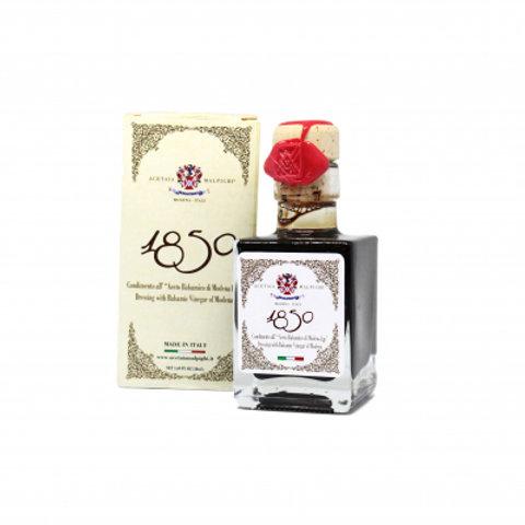 Acetaia Malpighi - Condimento Balsamico IGP 1850 (balsamic dressing) 50ml