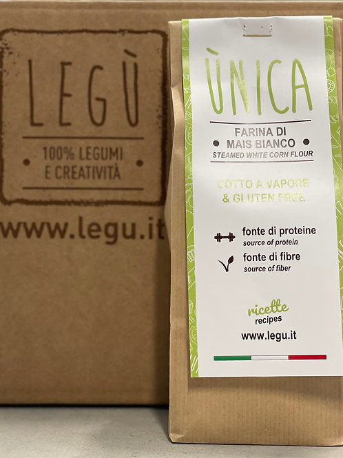 LEGU' UNICA White Corn Flour