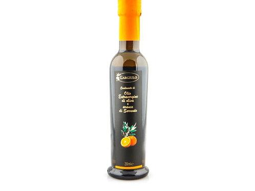 Gargiulo Olio Extra Vergine d'Oliva alle Arance (Orange infused EVOO)