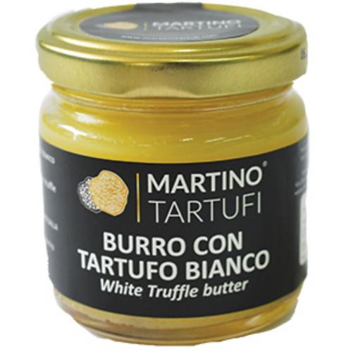 "Martino Tartufi  Burro al Tartufo Bianco ""White Truffle Butter"""
