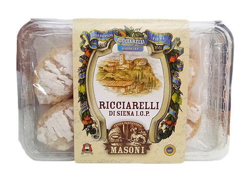 Masoni Ricciarelli di Siena IGP (almond cookies)