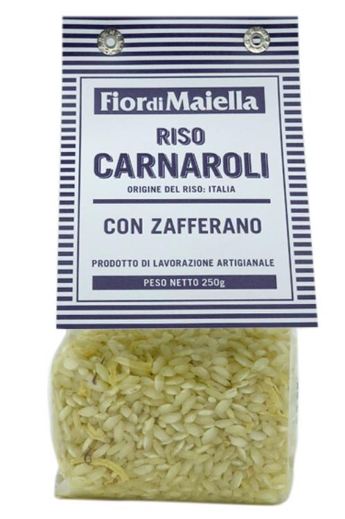 Fior Di Maiella Risotto allo Zafferano (Saffron Risotto)