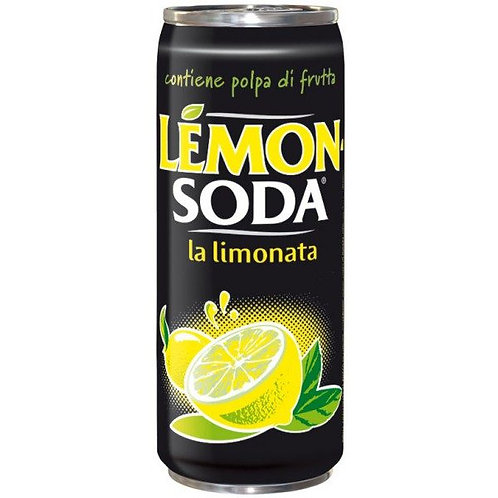 Lemon Soda Limonata Italiana