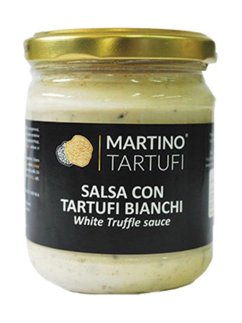 "Martino Tartufi  Salsa al Tartufo Bianco ""White Truffle Sauce"""