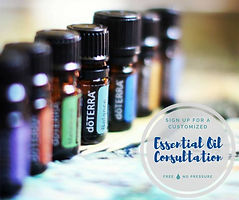 wellness service essential oils