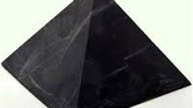 Pyramide non polie shungite 3 cm