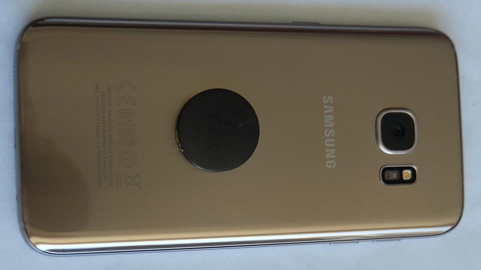 Pastille adhésive ronde  environ 2 / 2.5 cm pour téléphone portable