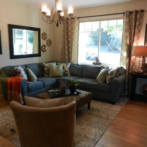 Penngrove Living Room