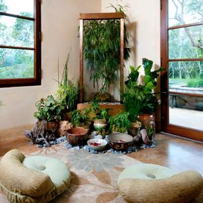 Kenwood Yoga Room