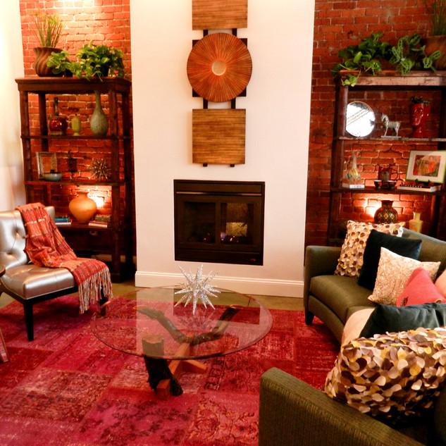 Glen Ellen Living Room