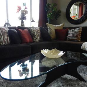 Rohnert Park Living Room