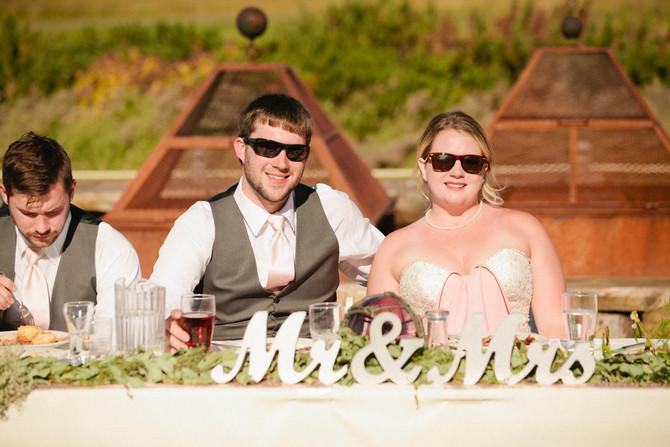 Emily and Andrew's Oregon Coast Wedding at Gearhart Mcmenamins