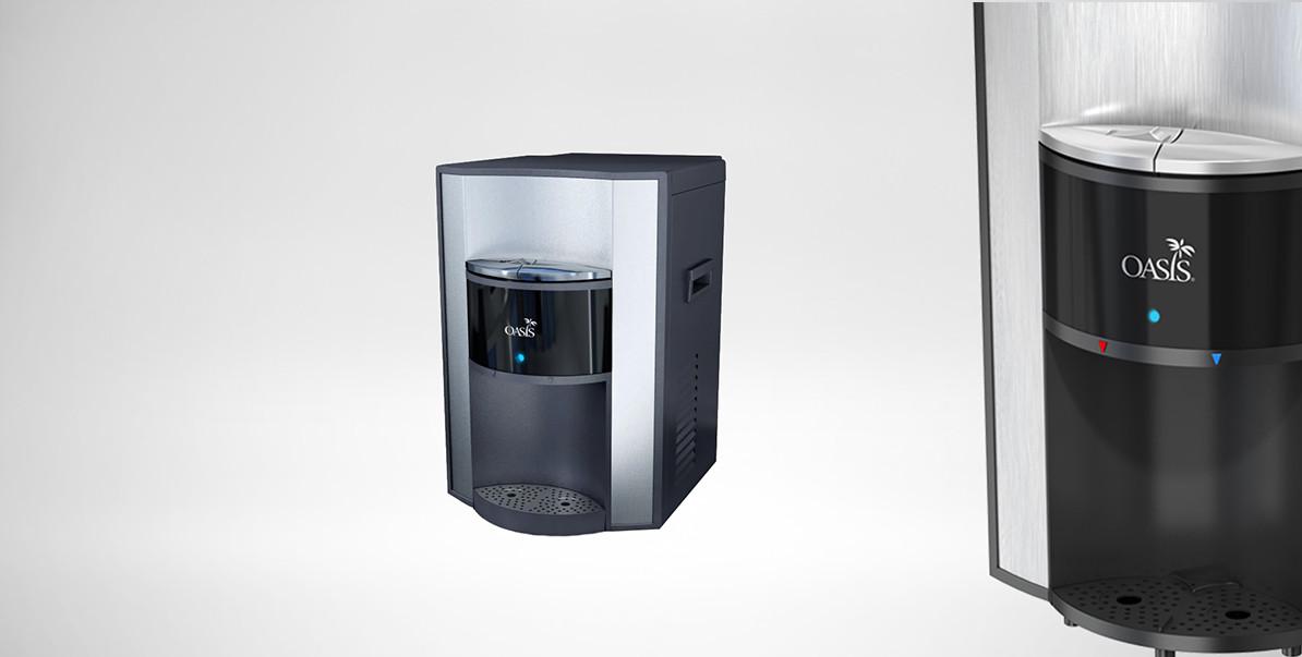 Filtračný výdajník vody Silver Mini.jpg