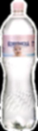 Korytnica dojčenská minerálna voda